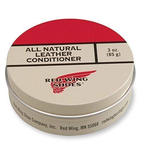 Red Wing 100% naturel cuir Après-shampoing et gratuit tissu
