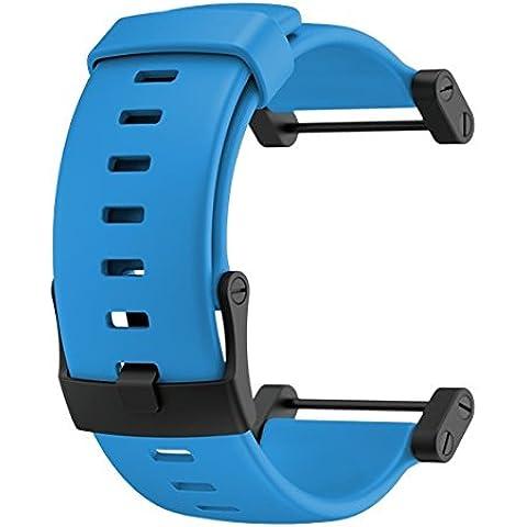 Suunto Core Blue Crush Rubber Strap - Correa para relojes, color azul