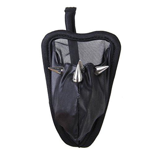 MagiDeal Uomo C-string Underwear aScchetto Bikini Collant Panty #2