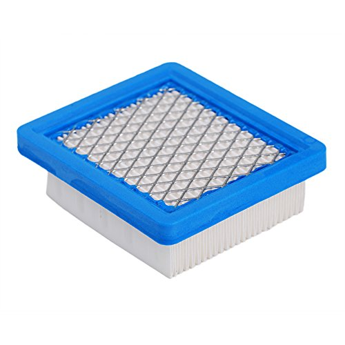 OxoxO (Pack of 1) Air Filter for Tecumseh 36046 740061 4 5.5 Hp Engines Oh95 Oh195 Ohh60 Ohh65 Vlv50 Vlv55 Vlv60 Vlv66 Vlv126 (5.5 Hp Engine)