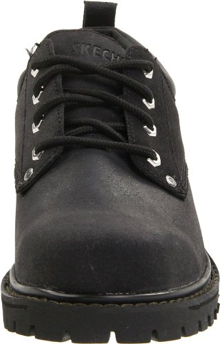 Skechers USA Alley Cat utilitaire Chaussure Noir