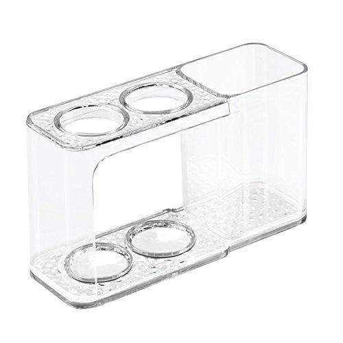 interdesign-rain-portaspazzolini-centrale-plastica-trasparente-17x55x10-cm