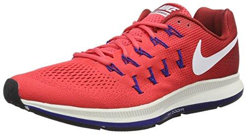 Nike 831352 Scarpe Da Corsa Uomo Rosso ember Glow weiß-gym Rot-loyal Blau