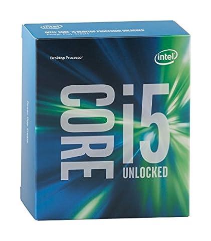 Intel Core i5–6600K Prozessor (3,5GHz, 6M Cache, lga1151)