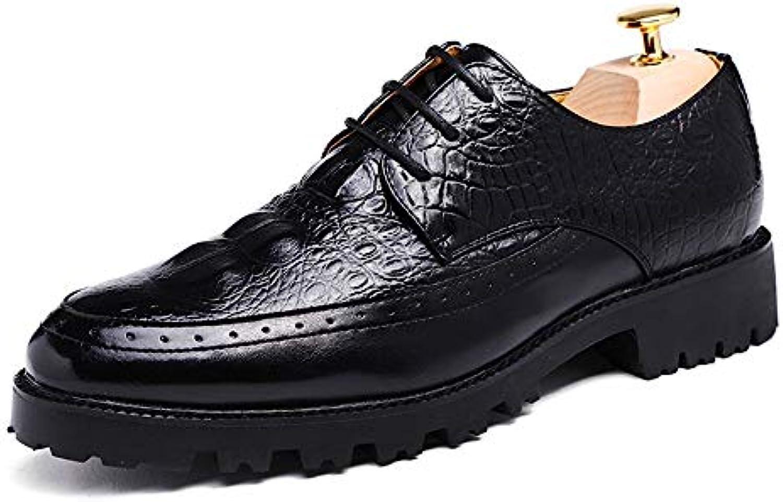 2018 Oxford Fashion Casual Business da Uomo Coccodrillo