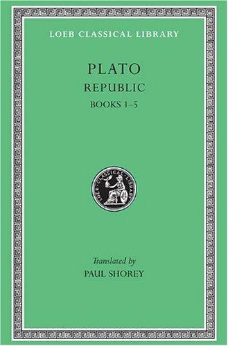 Plato: The Republic ; Books I-V,: 5