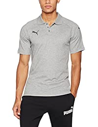 Puma Ascension casuals Polo, hombre, Ascension Casuals Polo, gris medio, xx-large