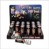 Mignon AA Attrappe Batterie Geld Versteck