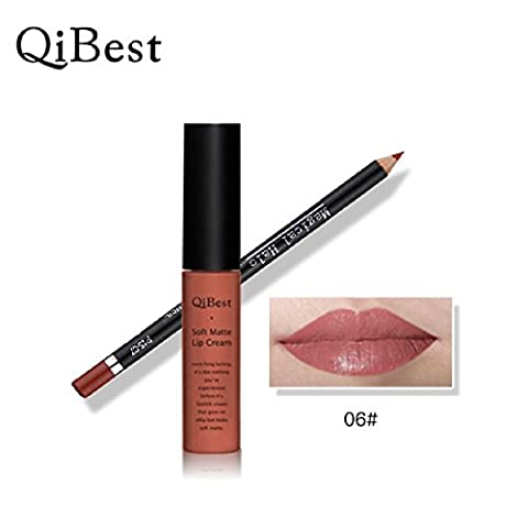 OverDose Wasserdicht Lip Liner Bleistift Long Lasting Lip Liner Hinter dem Lippenstift perfekte Kombination Make-up Tools