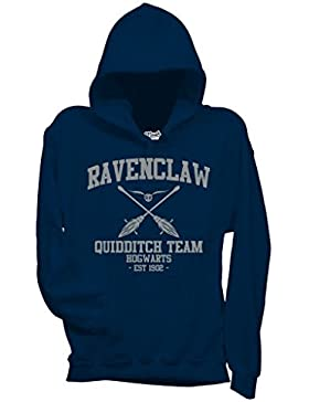 Felpa RAVENCLAW QUIDDITCH HARRY POTTER - FILM by Mush Dress Your Style