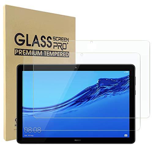 pellicola protettiva per tablet 10.1 Simpeak Pellicola Protettiva per Huawei Mediapad T5 10 [2 Pack]