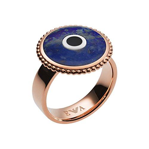 Emporio Armani Damen-Ringe Edelstahl mit \'- Ringgröße 50 (15.9) EGS2521221-5.5