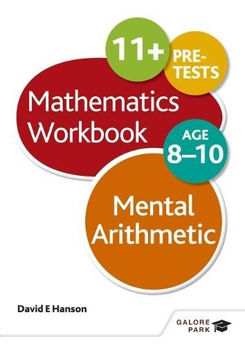 Mental Arithmetic Workbook Age 8-10