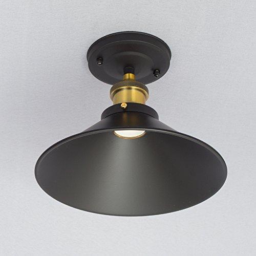 E27 Vintage Plafonnier Suspension Luminaire Metal Antique Eclairage de Plafond Retro Suspensions Luminaire Plafond Lustre Lampe de Plafond Plafonniers Lustres Industriel Vintage Suspensions Luminaire