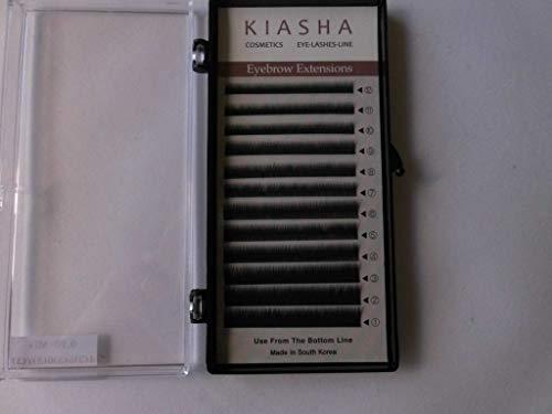 Faux sourcils cheveux Extensions Premium PSA Lash sourcils sourcils verdichtung individuels et neuanlage