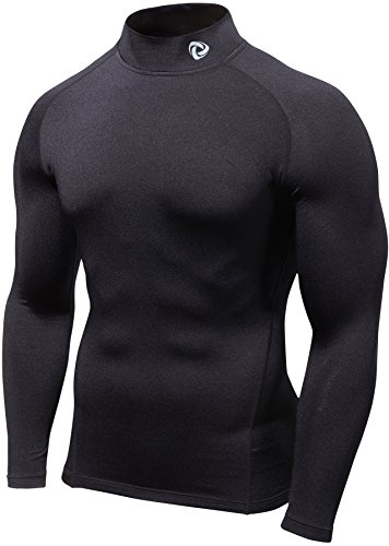 Tesla Men's Cool Dry Compression Baselayer Long Sleeve Baselayer T Shirts R11