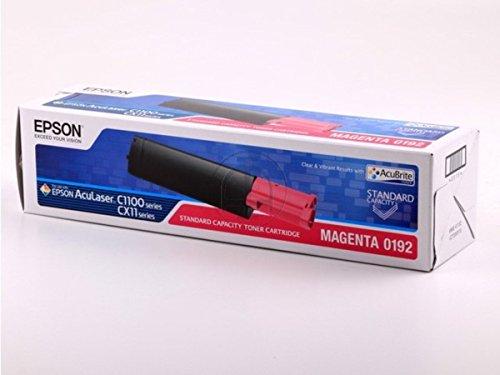 Preisvergleich Produktbild Epson Aculaser C 1100 (0192 / C 13 S0 50192) - original - Toner magenta - 1.500 Seiten