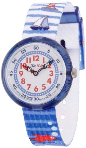 Flik Flak Unisex Kinder-Armbanduhr FBNP020