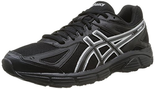 ASICS Patriot 7, Men's Training Running Shoes, Black (Black/Onyx/Silver 9099), 11 UK,...