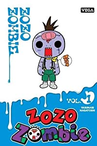 Zozo Zombie Edition simple Tome 1