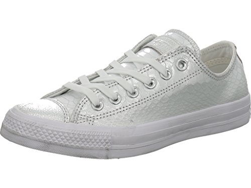 converse-womens-542440-trainers-silver-white