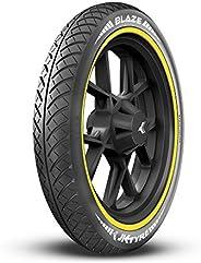 JK Tyre BLAZE BF32 90/90-17 Tubeless Bike Tyre, Front