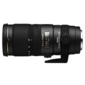 Sigma 70-200 mm F2,8 EX DG OS HSM-Objektiv (77 mm Filtergewinde) für Sigma Objektivbajonett