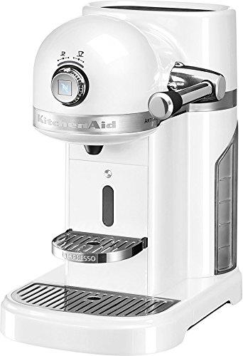 Kitchenaid Kaffeemaschine (Kitchenaid 5KES0503EFP Kitchenaid Nespressomaschine Frosted pearl)