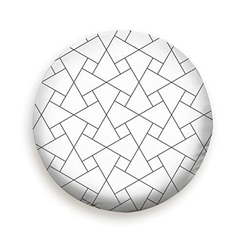 Bidetu Islamic Line Geometric Pure Black 14