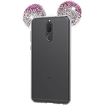 Huawei Mate 10 Lite Hülle Glitzer Strass Diamant: Amazon