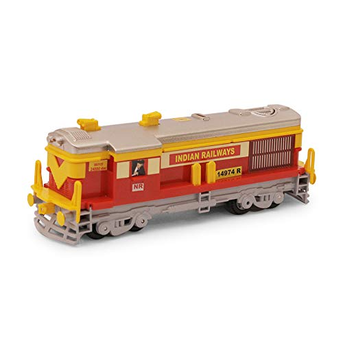 Centy Toys Locomotive Pull Back Engine (Assorted Color)