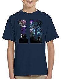 Cloud City 7 The 10th Doctor Who David Tennant Kid's T-Shirt