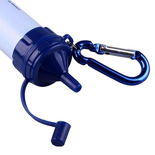 GoldFox® Premium Outdoor Persönlicher Wasserfilter Outdoor Camping Trekking Wasserfilter Wasseraufbereitung - 4