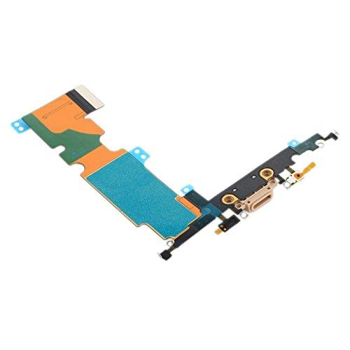 Image of Dock Flex Connector Mikrofon Mic Flexkabel für Apple iPhone 8 Plus Ladebuchse Grau Ersatzteil