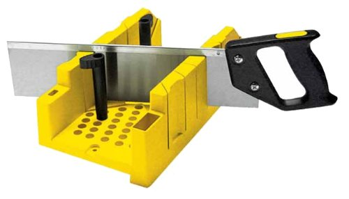 Stanley Clamping Mitre Box and Saw 1 20 600 Test