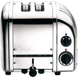 Dualit 27030 Grille-pain à 2 fentes New Generation Vario (Poli)