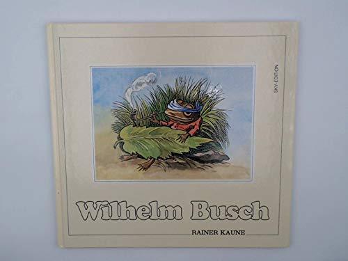 Wilhelm Busch (Bild-Text-Bände)