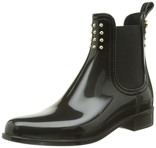 Lemon JellyBali - Stivali da pioggia alla caviglia Donna , Nero (Noir (01 Black)), 40 EU