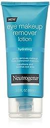 Neutrogena Hydrating Eye Makeup Remover Lotion, 88ml