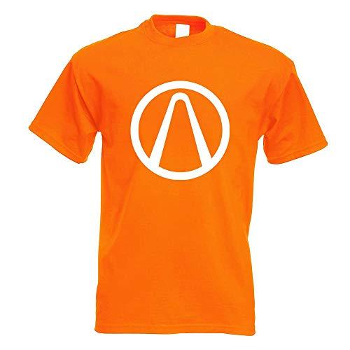 Border Vault Lands T-Shirt Motiv Bedruckt Funshirt Design Print -