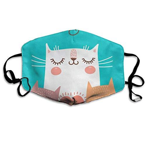 Color Random Small Tail Cat Kawaii Bag Coin Pouch Children Purse Holder Women Coin Wallet Coin Purse Cute Kids Cartoon Wallet Pure Whiteness Coin Purses