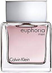 Euphoria by Calvin Klein Eau de Toilette for Men, 100 ml