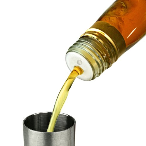 cap-on frei fließendes Gießer - Packung von 12 flasche-stöpsel, Spirit Füller,Likör Füller,hygienisch Füller,Geschwindigkeit Gießer