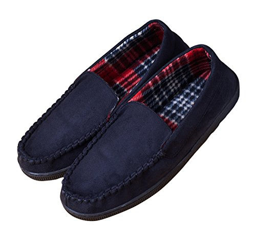 mens-anti-slip-indoor-outdoor-microsuede-moccasin-house-slippers-with-hardsole-us-13-black
