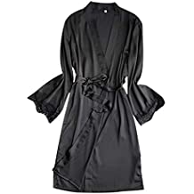 Rcool Camisones Batas y Kimonos Camisones Mujer Camisones Verano Camisones Tallas Grandes Mujer,Mujeres Sexy