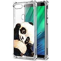 Oihxse Transparente Silicona Funda Compatible con Xiaomi Redmi K20/K20 Pro Carcasa Ultra-Delgado Suave TPU Gel Airbag Esquinas Anti Rasguños Lindo Protector Case Bumper(A14)