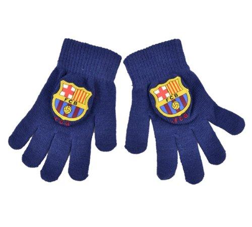 Original Barcelona Barca Winter-Handschuhe ONE SIZE NEU mit Etikette 2012 (Barcelona Handschuhe)