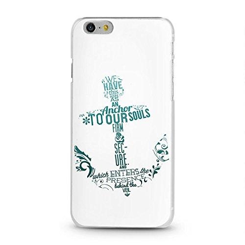 Handyhülle für Apple iPhone SE ( Anker grün ) - Hülle - Schutzhülle mit Motiv - TPU Silikon Hülle - Case - Cover - Schale - Backcover - Handytasche