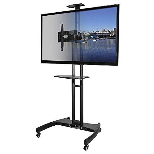 VBARV Soporte de TV móvil - TV de Pantalla Plana LCD LED...