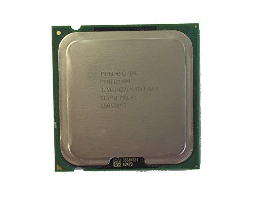 Intel–SL7PW–P43,2GHz S7751MB 800FSB 540J